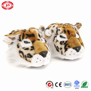 Tiger Animal Plush Shoe Cute Warm Soft Fanshion Slippers pictures & photos