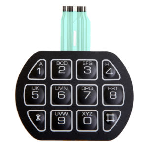 Membrane Keypad From Hangzhou Factory pictures & photos