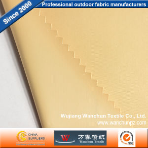 Polyester 210 Fabric with PVC Coated for Bag Tent