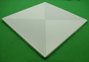 600*600 Aluminum Square Clip in and Lay in Ceiling