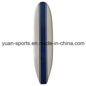 high Quality Soft Top Malibu Surfboard for Beginner