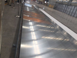 Super Strength Aluminum Plate 7075 / 2024 for Aerospace Application pictures & photos