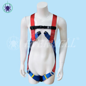 Full Body Harness, Safety Harness, Seat Belt, Safety Belt, Webbing with Two-Point Fixed Mode (EW0312H)