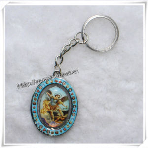 Christmas Gifts: Religious Metal Rose Key Chain (IO-ck072) pictures & photos