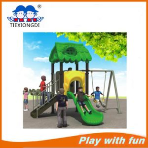 2016 Commercial Theme Park Plastic Kids Outdoor Playground Slide Equipment pictures & photos