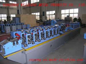 ERW Steel Pipe Production Line pictures & photos