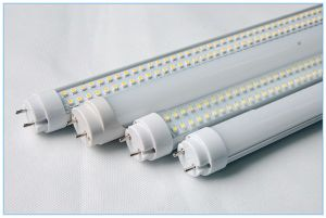 UL/Dlc/TUV/CE/VDE/ETL Approved SMD Chips T8 LED Tube Lightings