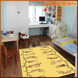 Nylon Printed Carpet for Bedroom