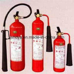 5kg Portable CO2 Fire Extinguisher (alloy-steel, GB4351.1-2005)