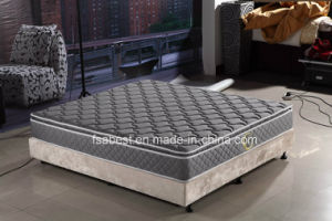 latest Design Pillow Top Bamboo Mattress