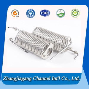 TP304 201 Stainless Steel Pipe Coil for Exchanger