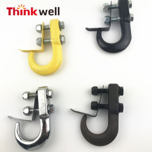 Wholesale Forged 10000lbs Car Towing Hook with Latch pictures & photos