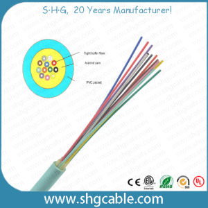 24 Fibers Multi Mode Distribution Fiber Optic Cable pictures & photos
