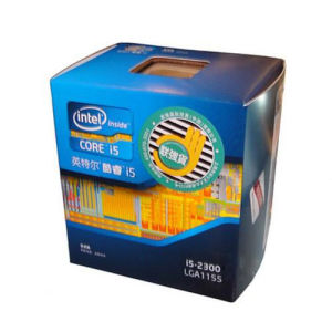 China Desktop Intel Core I5 2300 CPU 32 Nm 3 1 GHz Processor - China