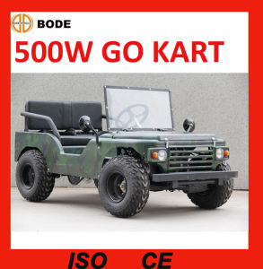 New Electric Mini Jeep 500W with Cheap Price pictures & photos