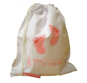 OEM Promotional Cotton Drawstring Bag pictures & photos
