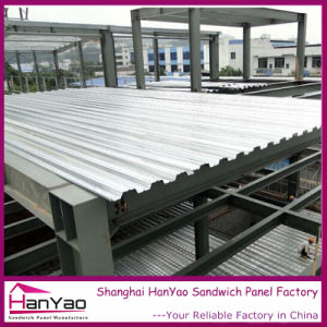 High Quality Steel Floor Deck for Steel Structure House pictures & photos
