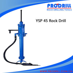 Ysp45 Hand Held Air Leg Rock Drill for Mining pictures & photos