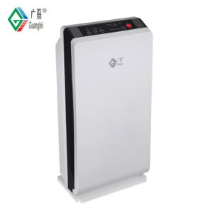 Button Press Air Purifier with 8 Stages Purification System
