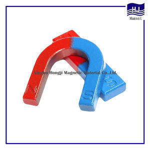 Teaching Special Horseshoe AlNiCo Magnet with High Quality