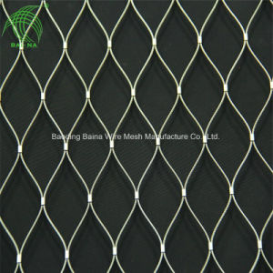 X-Tend Stainless Steel Wire Rope Metal Mesh Netting Protecting Fence