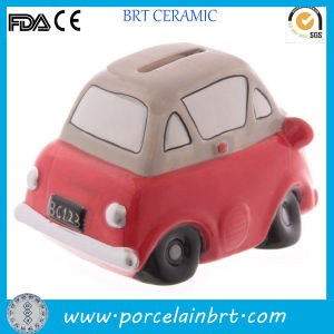 Novelty Car Shape Ceramic Saving Box Baby Shower Gift pictures & photos