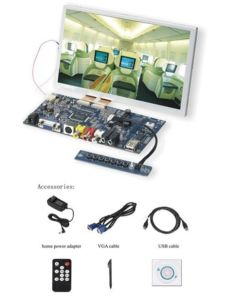 "LCD 8"" Widescreen Touch SKD Module for Industrial Application pictures & photos"