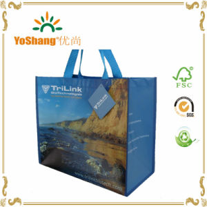 Promotional After Lamination Waterproof Bag Non Woven Shopping Bag pictures & photos