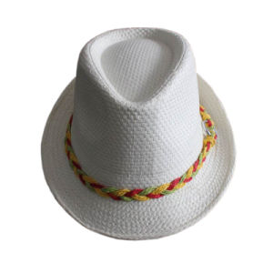 Cheap Promotion Fedora Hat Made by Paper Material pictures & photos
