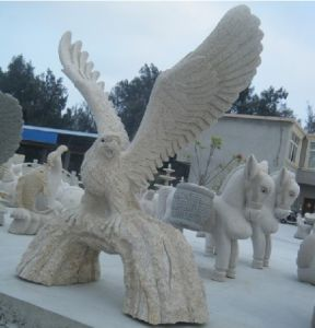Marble Stone Animal Carving Statue