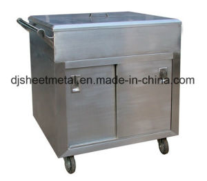 Professional Custom Made Stainless Steel Cart pictures & photos