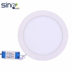 6W LED Panel Light, Ruond LED Ceiling Lamp for Home, Office pictures & photos