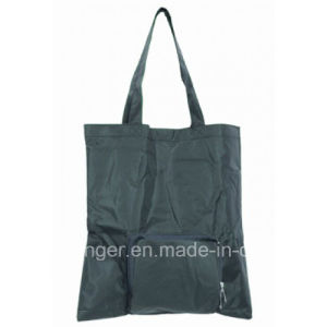 Hot Sale Promotion Bag Suppliers - Fashion Recycle Foldable Handle Shopper