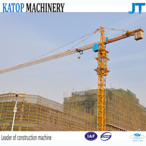 4t Load Mini Tower Crane with 1t Tip Load From China Supplier