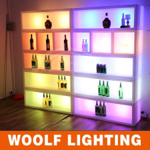 China Woolf LED Bar Furniture 300 Designs 2017 New LED Bar Counter ...