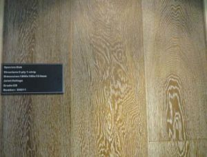 3-Layer Ply Oak Engineered Flooring with T&G Lock UV pictures & photos