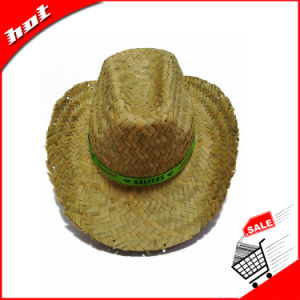 Natural Straw Promotional Hat pictures & photos