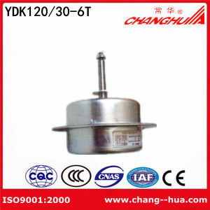 120mm AC Motor for Home Machine Single Phase (YDK120/30-6T)