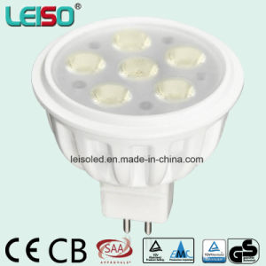 Standard Size 500lm Dimmable MR16 LED Spotlight (LS-S505-MR16-ED-NWWD/NWD) pictures & photos