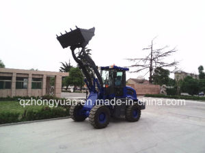 Mini Loader New Type Zl16f with Xinchai Euro 3 Engine Price List pictures & photos