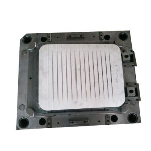 Injection Mold for 1 Cavity PP Air Condition Panel pictures & photos