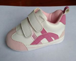 Simple and Popular Design Baby Sneakers Baby Shoes Ws17556