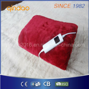 High Quality 6 Heat-Settings Electric Over Blanket with Adjustable Timer pictures & photos