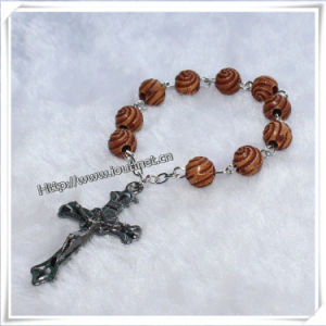 Beads Finger Rosary /Cross Finger Rosary (IO-CE060) pictures & photos