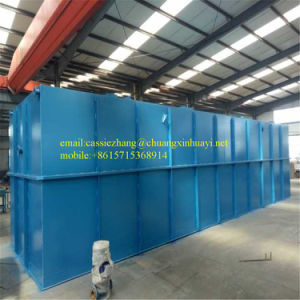 Mbr Membrane Bioreactor for Water Treatment Equipment pictures & photos