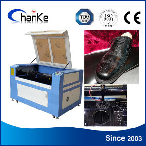 Cell Phone Shell Leather Shoes Laser Cutting Engraving Carving Machine pictures & photos