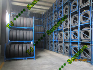 Commercial Truck Storage Display Warehouse Tire Rack pictures & photos
