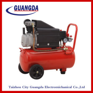 30L 2HP 1.5kw Direct Driven Air Compressor pictures & photos