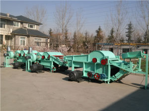 Qtj250 Textile Waste Recycling Machine pictures & photos