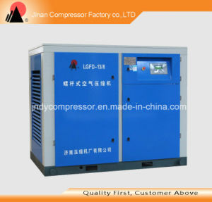 Stationary Belt Air Screw Compressor